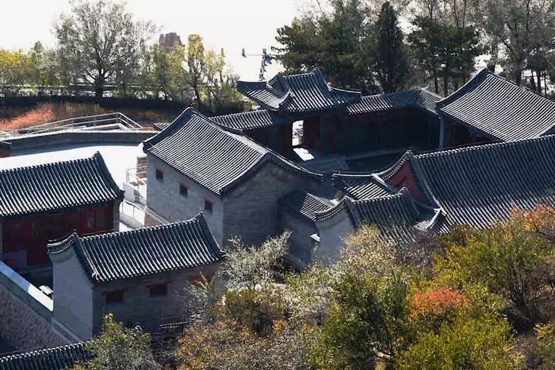 古老的新中式建筑,不一样的中国四合院味道!