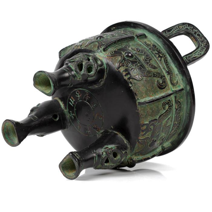 独一无二的青铜器,举世无双的青铜美器
