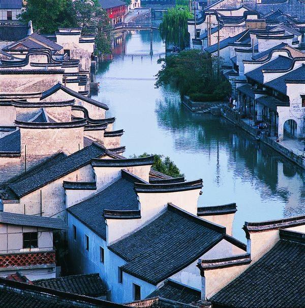 中国古镇:浅析32个中国最美古镇!