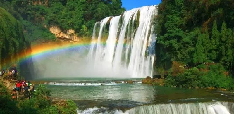 最美贵州风景,用山水风景点亮贵州文化!