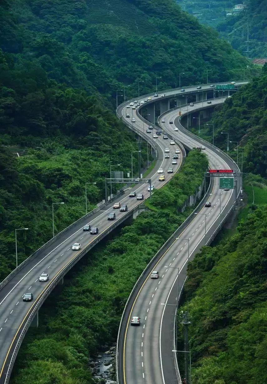 十条最适合自驾出游的中国风景公路,一路美景
