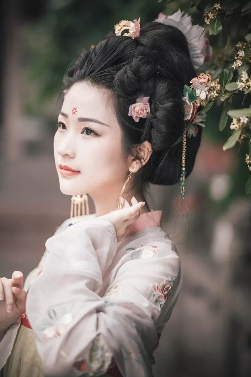 chinese hairstyle - 538×807