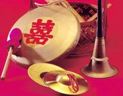 中式婚礼现场布置那些必不可少的道具
