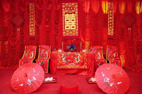 中式婚礼流程:中国人必须知道的传统婚礼习俗