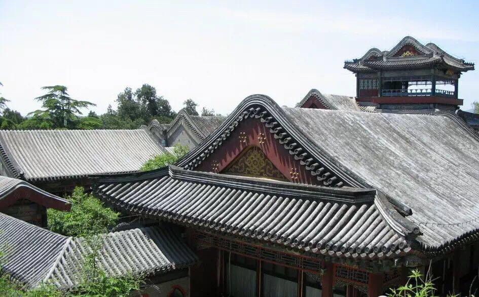 天上人间,中国古建筑之美