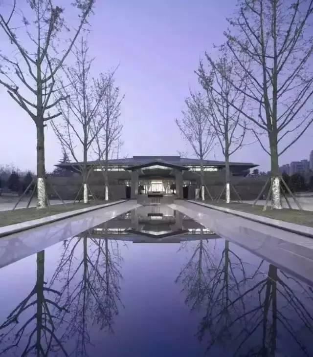 论新中式建筑中的景观手法,传统艺术构造