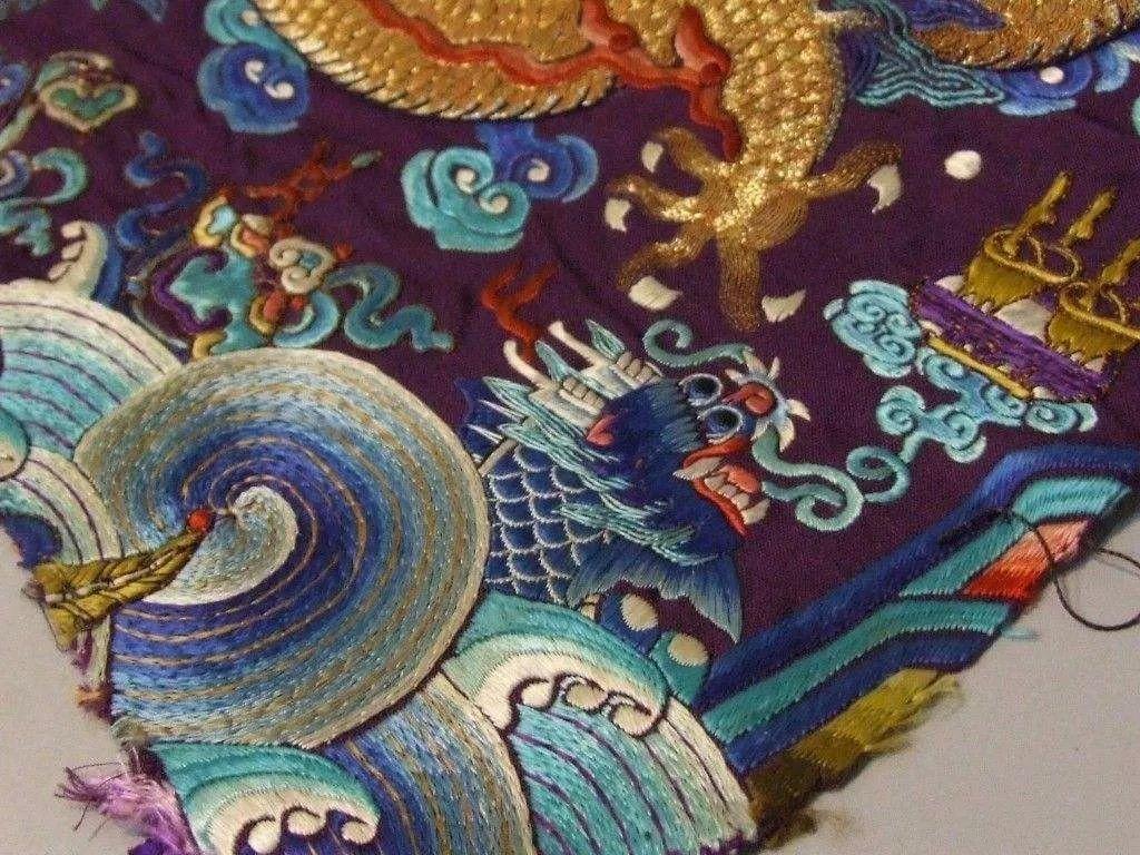 浅析中国刺绣,中国风的刺绣究竟有多美?