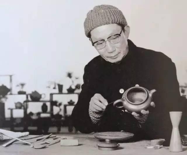 """顾景舟:紫砂壶界""""一代宗师"""""""
