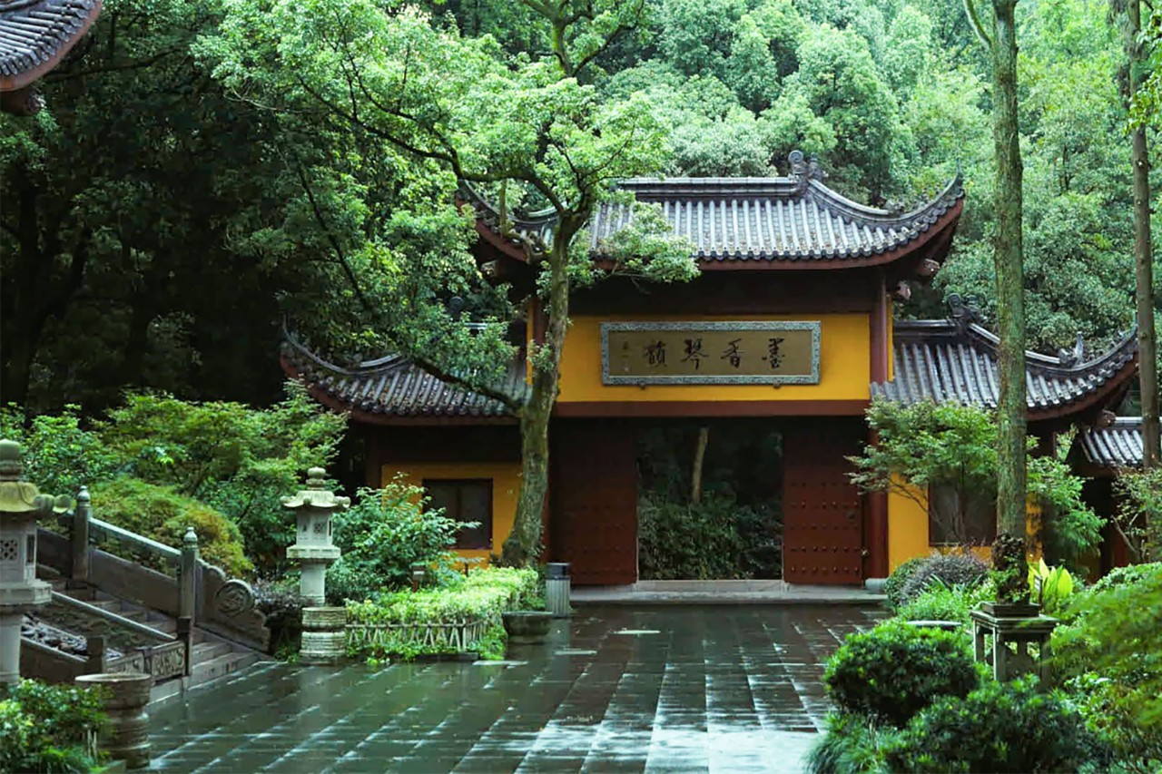 中国最美的寺庙----杭州·永福寺