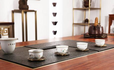 禅茶一味杯盏人生,传承茶桌文