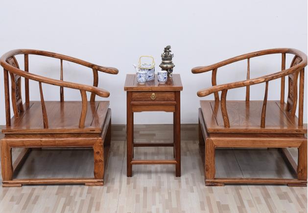 简约花梨木禅椅,中式雕花太师椅