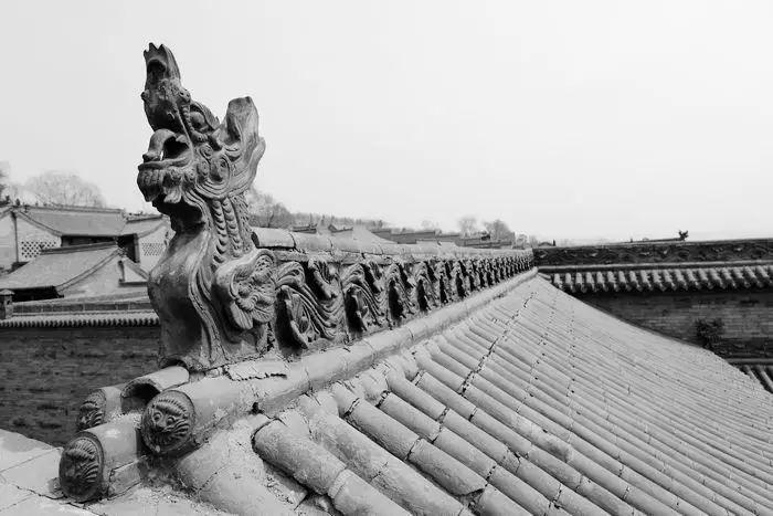 中国古建筑中的雕刻艺术,精美绝伦