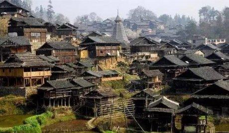 即将消失的中国古建筑,美得惊