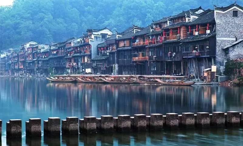 中国最适合私奔的10个古镇:春暖花开旅途美丽!