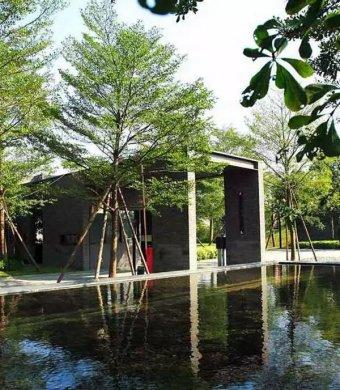 八个新中式建筑,惊艳全国的住