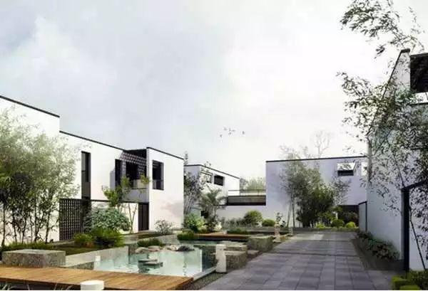 八个新中式建筑,惊艳全国的住宅楼