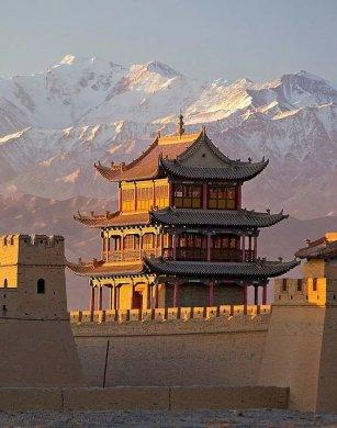 中国古建筑,一颗耀眼的东方明
