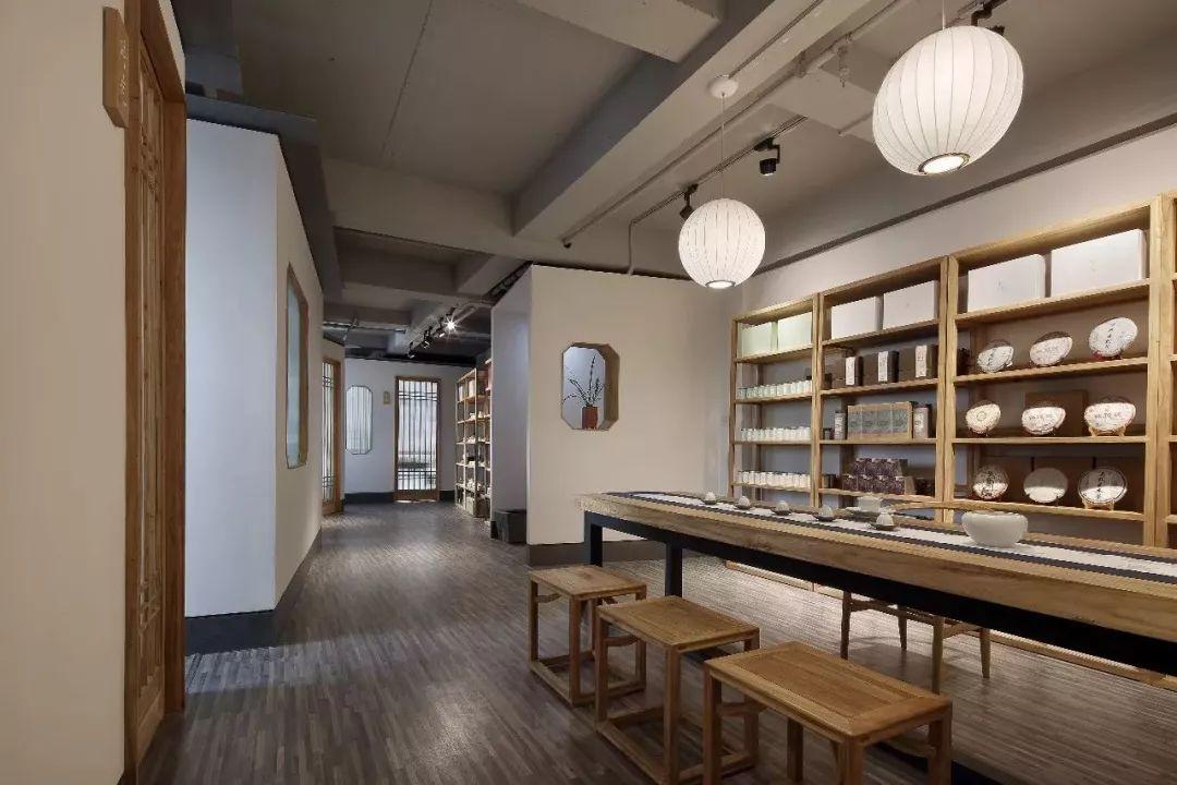 禅趣·中式茶舍:3个中式禅意茶室装修设计