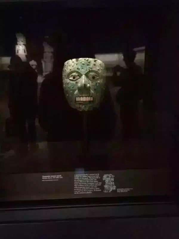 博物馆里这些呆萌的人物,你见过几个?