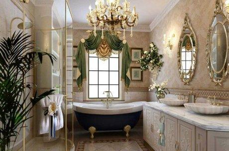 关于卫浴间的风水布局禁忌
