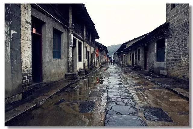这些古镇就藏在湖北,绵绵阴雨天更具柔情