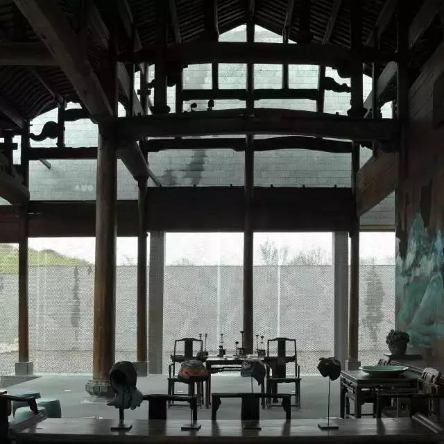 让人惊呆的新中式建筑,美的不像话