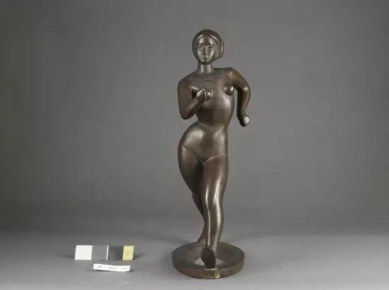 首届全国雕塑艺术大展,雕塑讲述的历史,也许