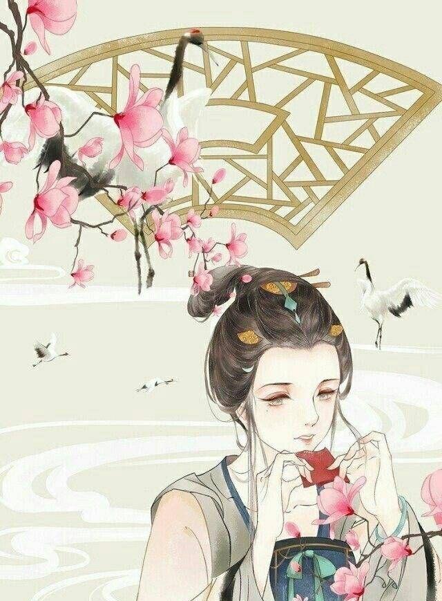 30款伤感古风句子:潇湘雪幕,倾采倾愁肠
