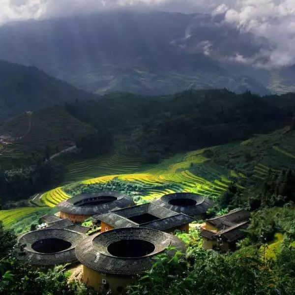 中国古建筑:逐渐消失的中国居民文化