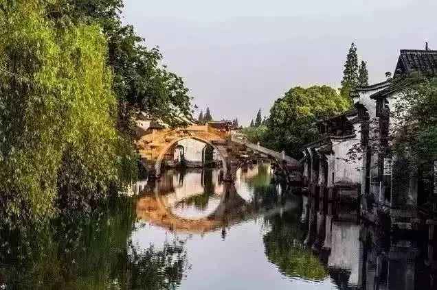 风景摄影:倒影里的意境中国,美!