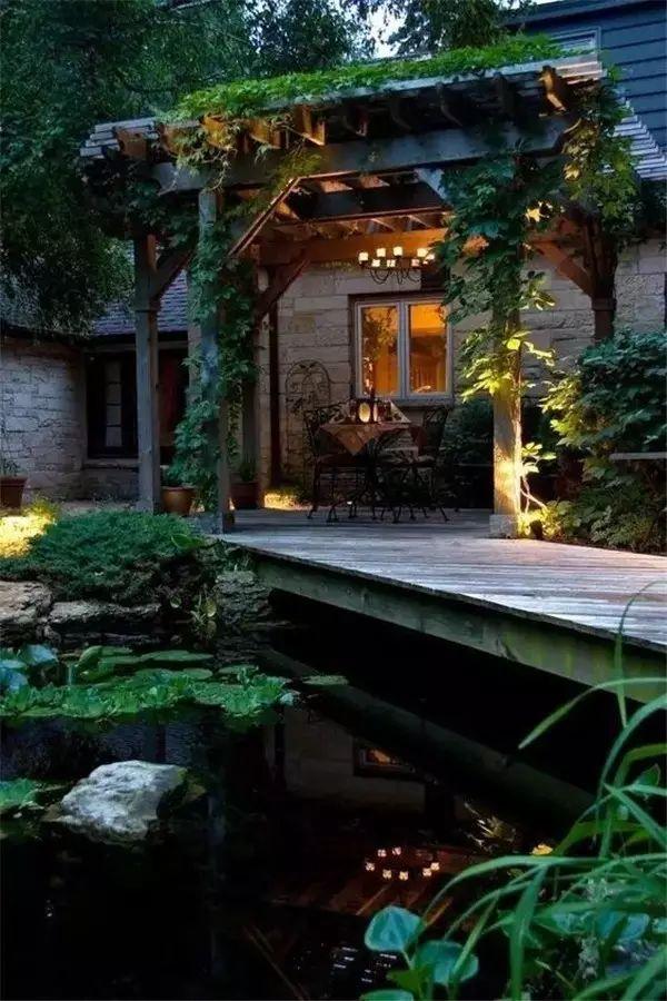 小院情结:寻一处庭院与你白头偕老