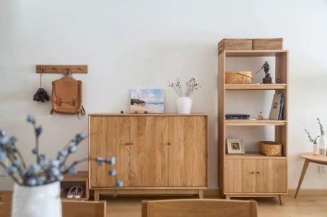 极致原木之美,日式住宅装修设