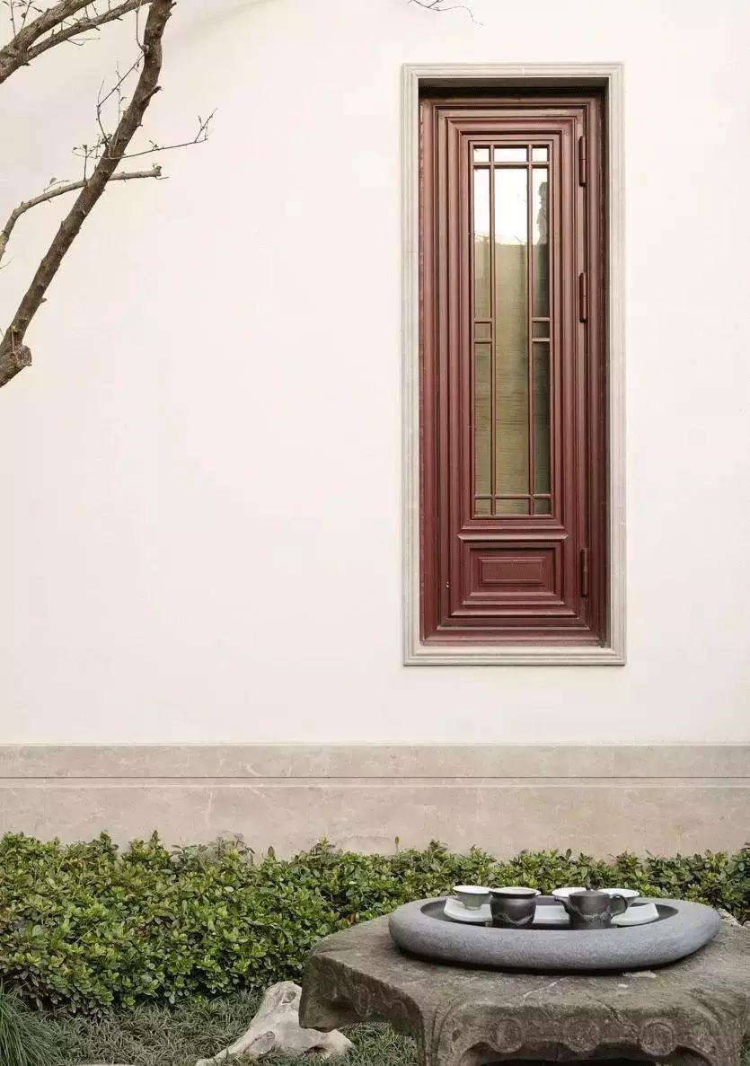 浅谈新中式别墅,中式合院别墅为何越来越流行