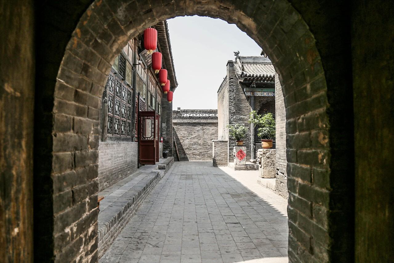山西浑漆斋大院:一座传世老宅的明代古建筑