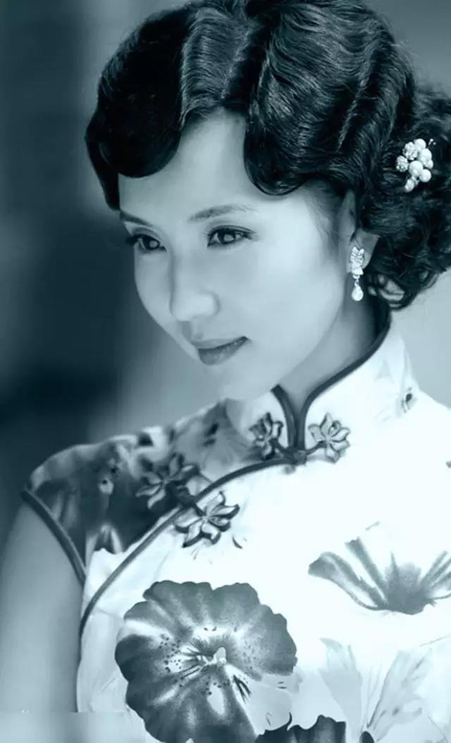 旗袍之美:旗袍才是女人最该穿的衣服!