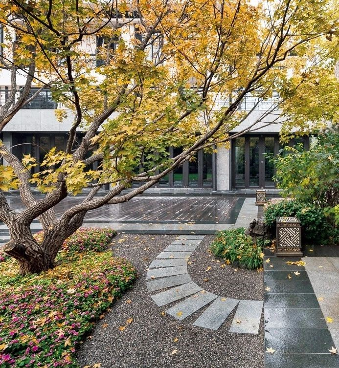 五个古香古色的中式庭院:园林景观美哉!