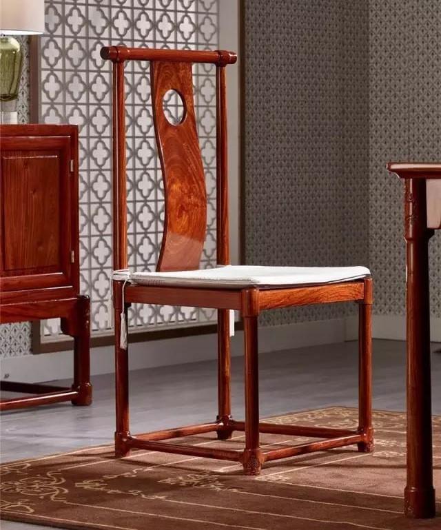 椅·无中式不贵气:中式家具中不可缺的配角