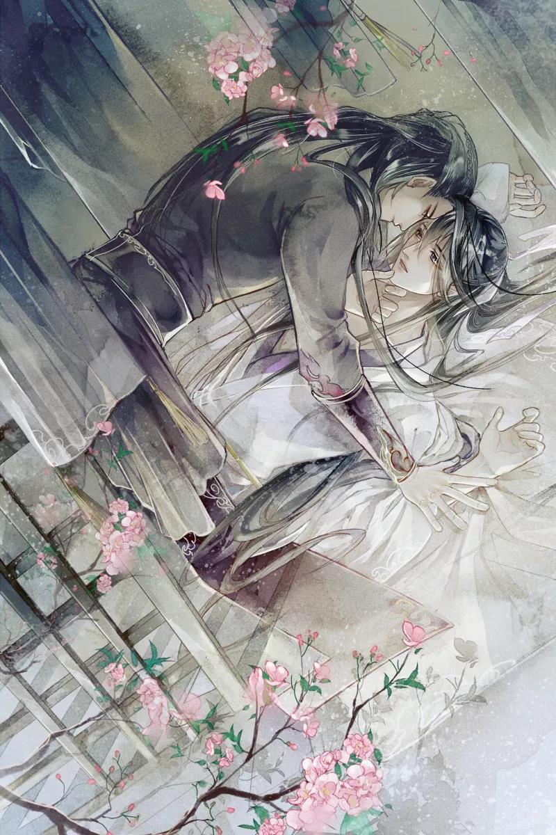 q版人物萌图_20款唯美古风图片:情话总是说出来的- 中国风