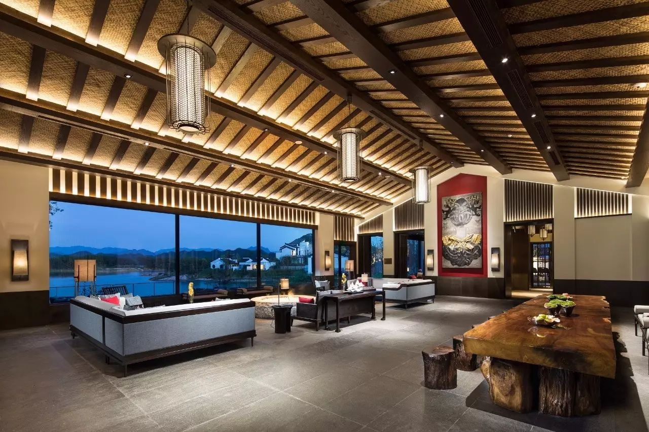 惊艳新中式建筑之美:江南最美的5个中式酒店