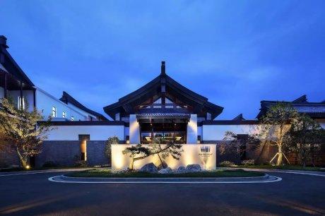惊艳新中式建筑之美:江
