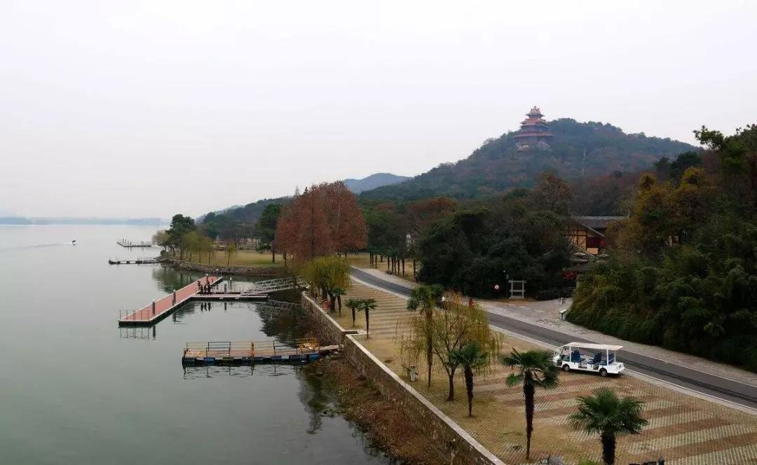 绕行东湖景区游玩攻略:武汉这么大多出去看看