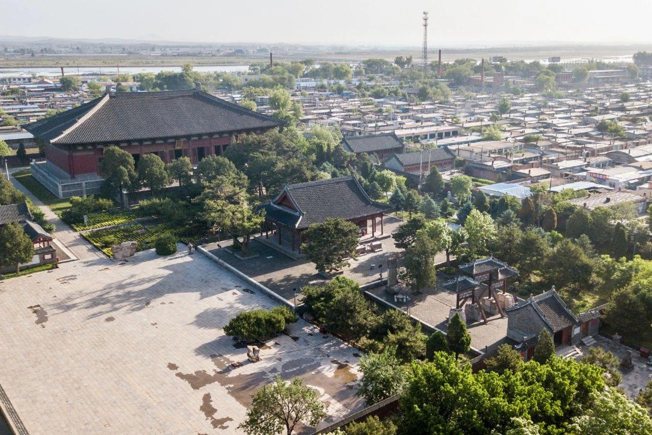 中国最美皇家寺庙:辽宁义县的奉国寺