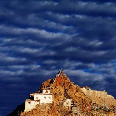西藏景色,令人神往的佛界净土