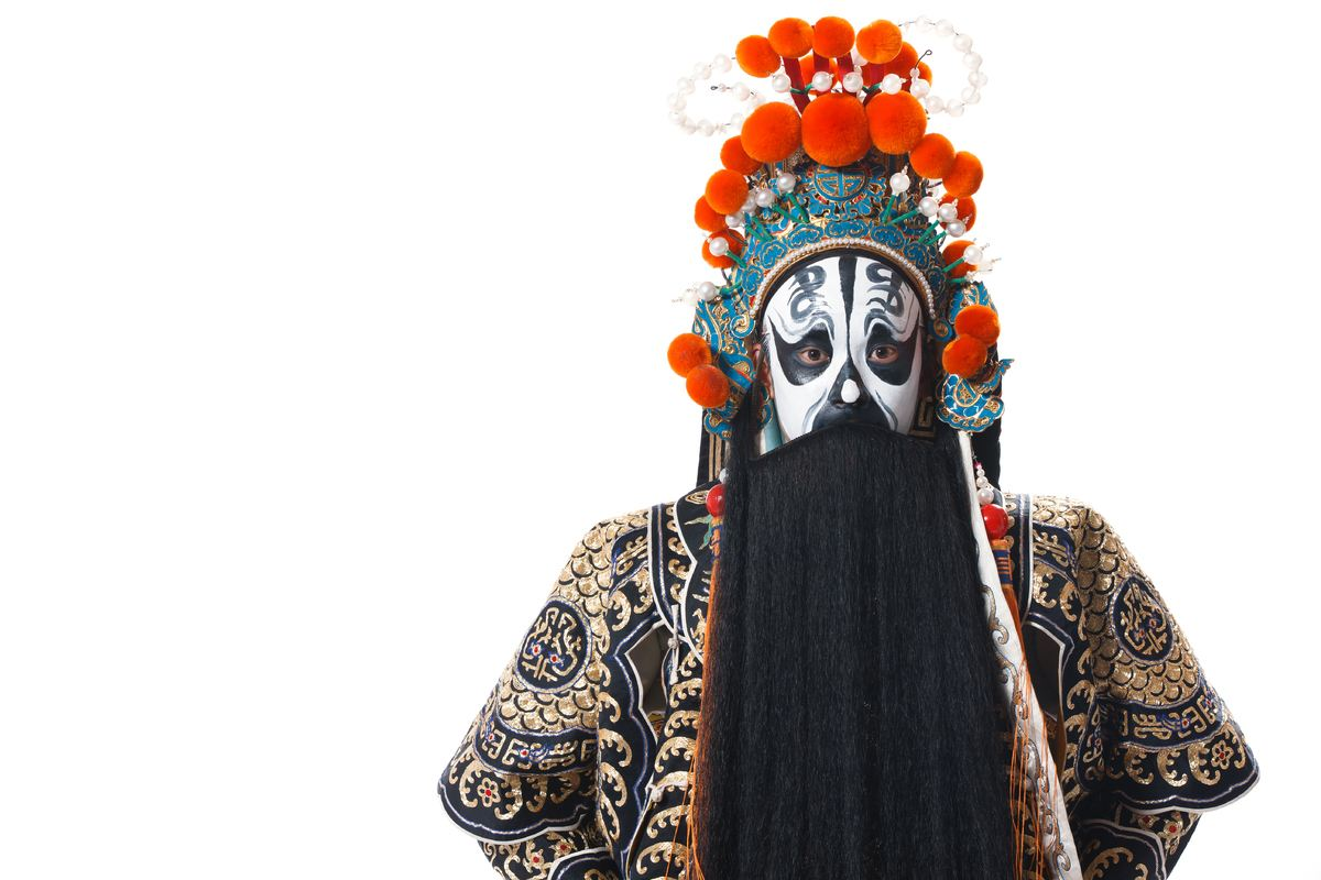 浅谈《中国京剧》,人间大美!