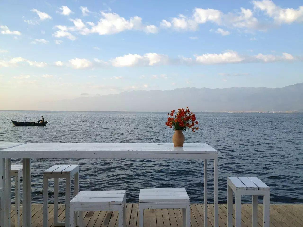 大理洱海湖畔的6家最美民宿:面朝大海春暖花开