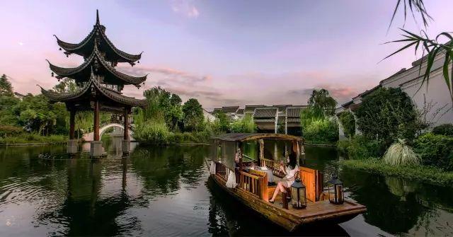 新中式建筑之美:皆是美景的16家度假酒店