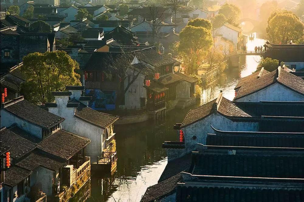 20个江苏最美古镇:寻觅一场古镇的清闲吧!