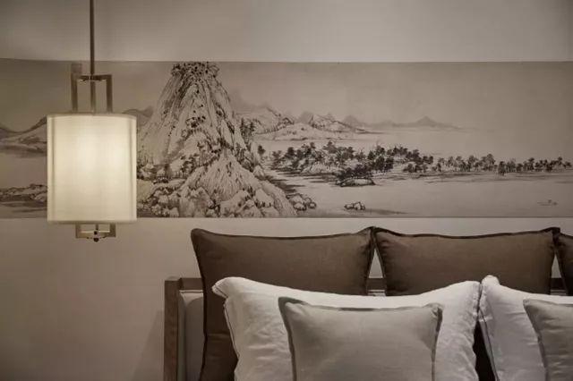新中式风格,东方独有的美韵!