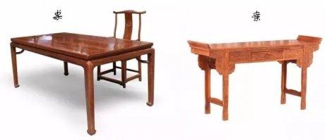 浅谈桌与案,传承传统文化的精