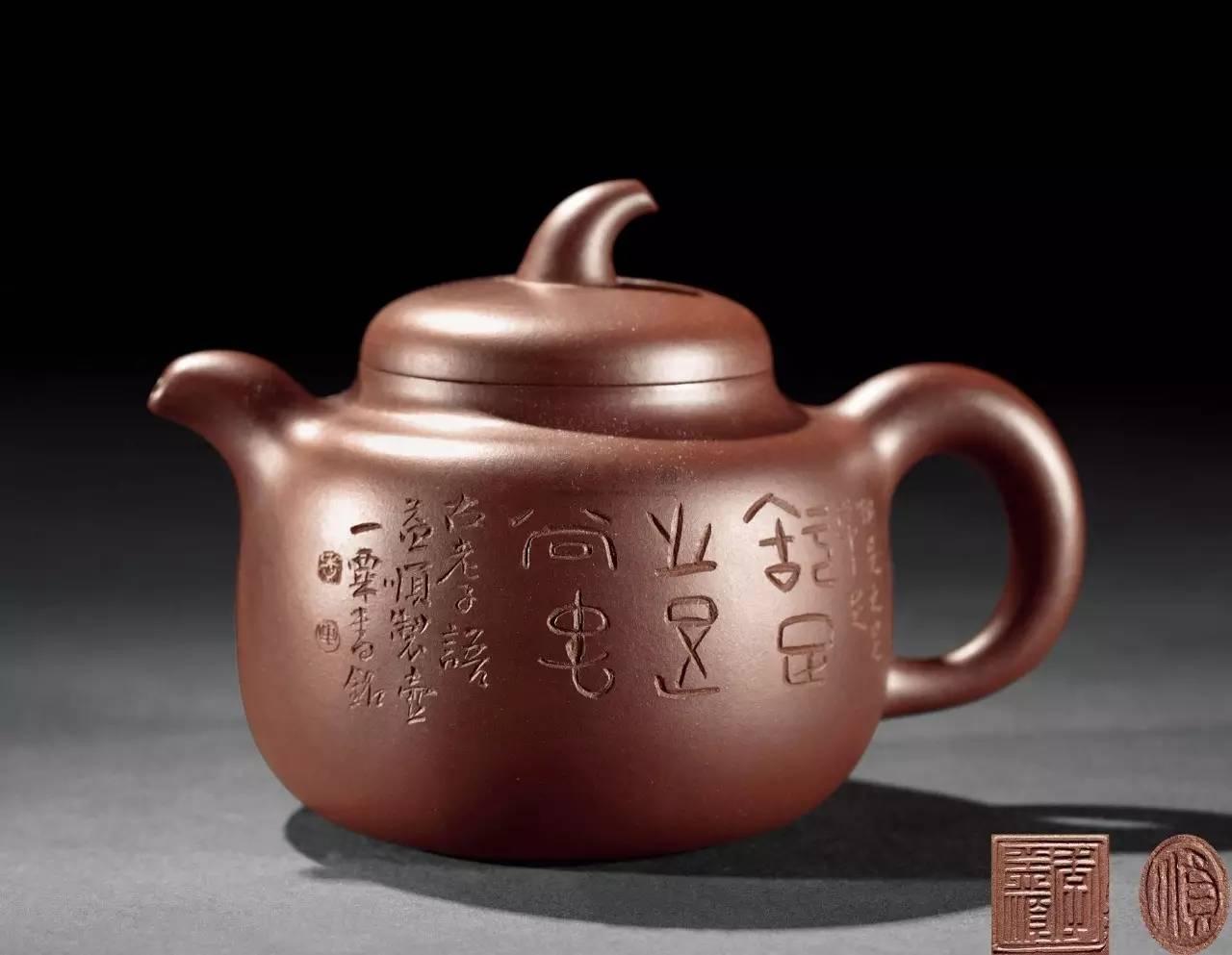 48种紫砂壶壶形大全,值得收藏!